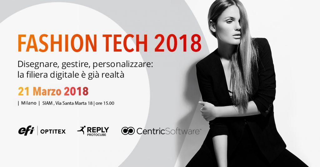 fashion tech 2018